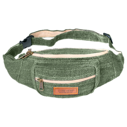 Core Hemp Fanny Pack - Alter-Native