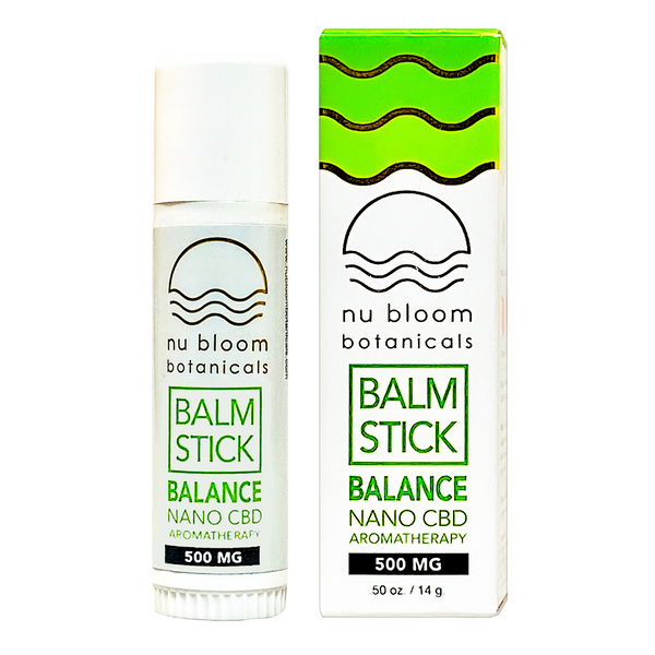 Nu Bloom Nano CBD Balm Stick - Balance - Alter-Native
