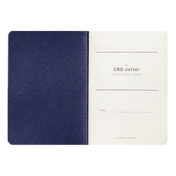 Goldleaf CBD Jotter - Alter-Native
