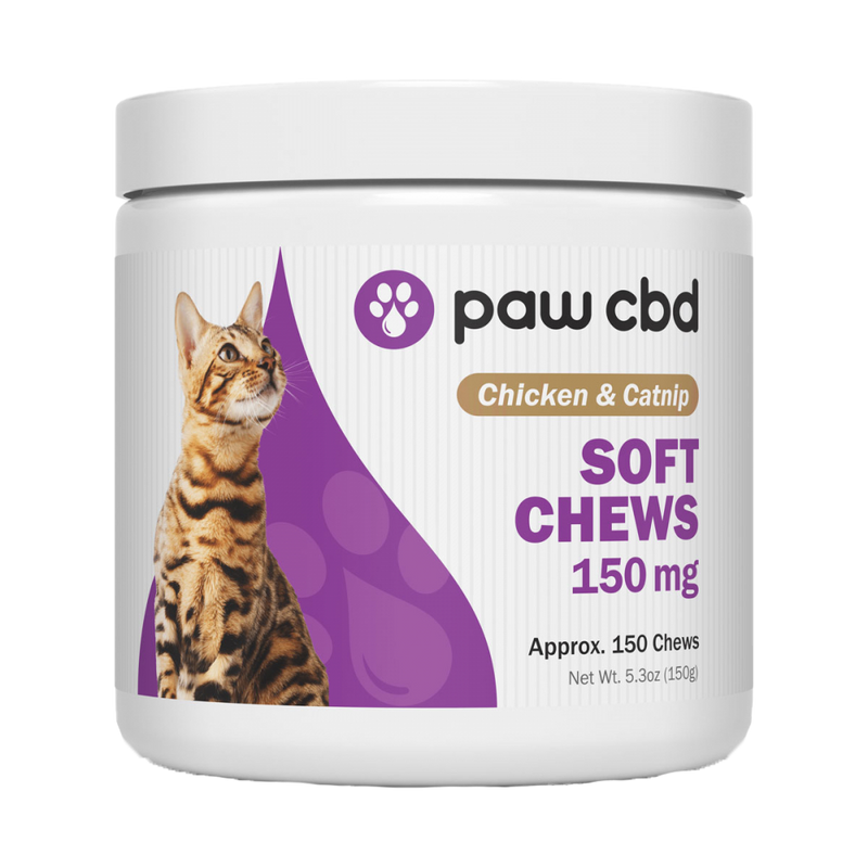 Paw CBD Soft Chews for Cats - Alter-Native