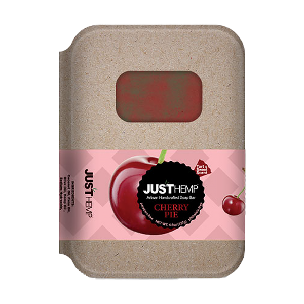JustCBD Hemp Soap - Alter-Native