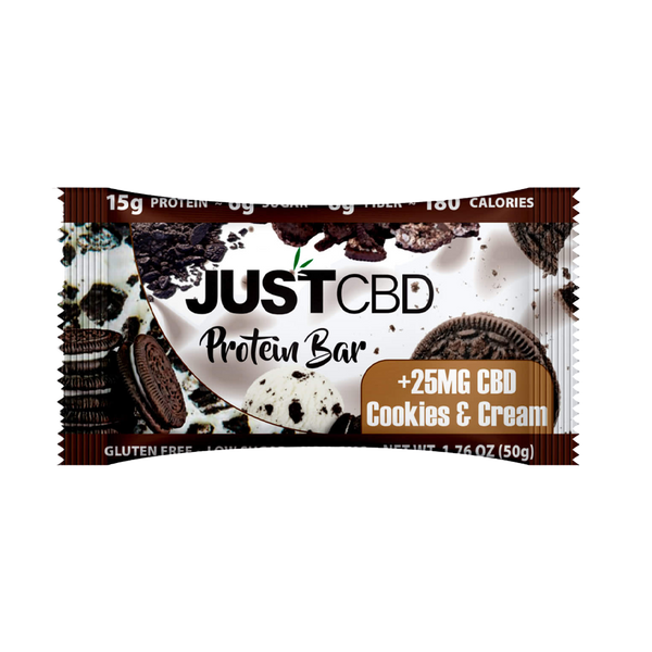 JustCBD Protein Bar - Alter-Native