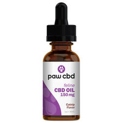 Paw CBD Oil Tincture for Cats - Alter-Native