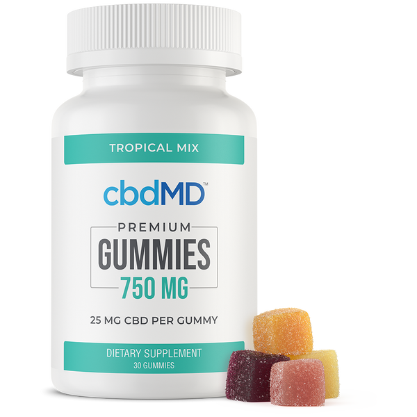cbdMD Gummies - Alter-Native