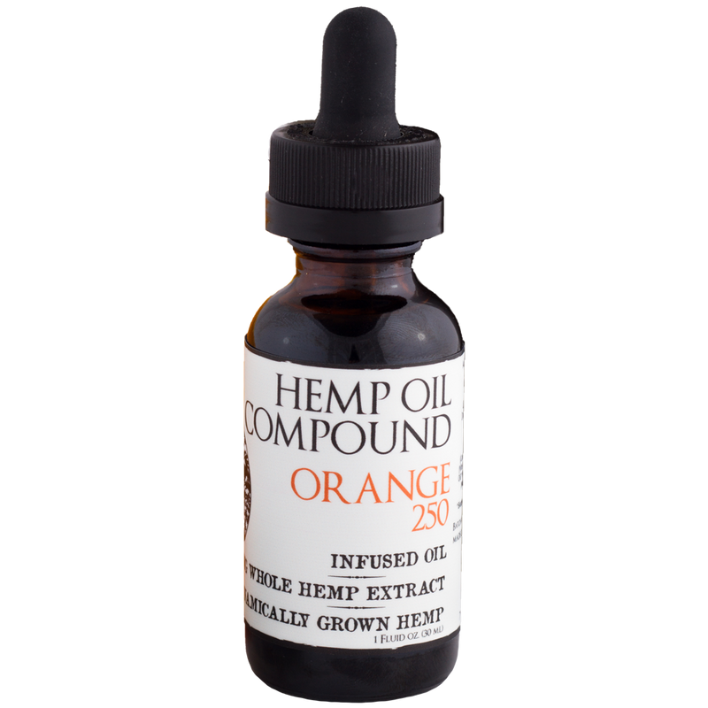 Authentic Hemp Oil Compound - Alter-Native