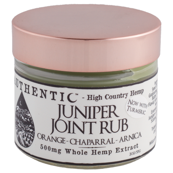 Authentic Juniper Joint Rub - Alter-Native