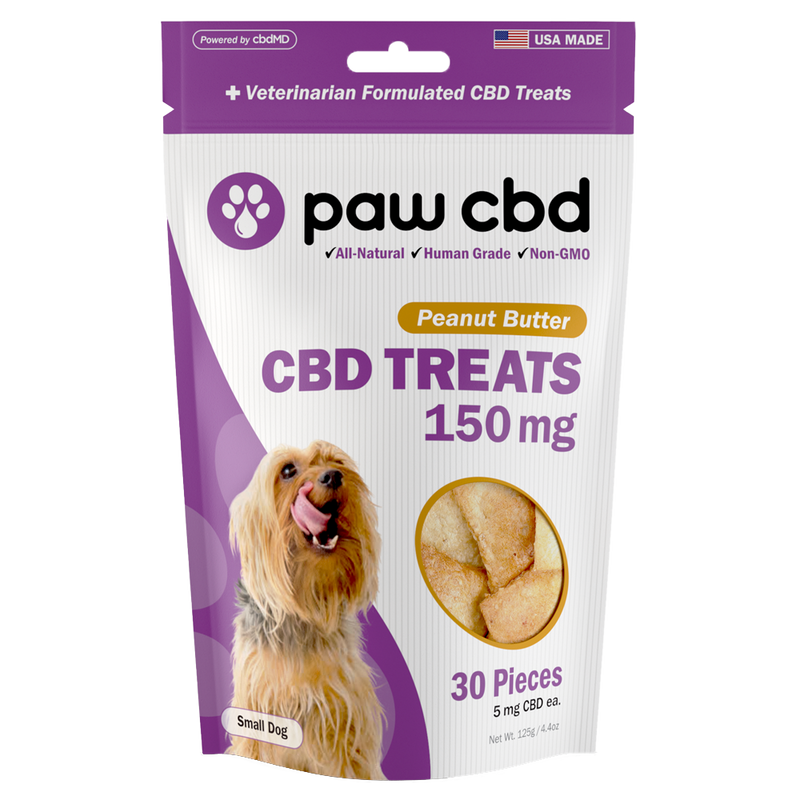Paw CBD Treats for Dogs - Alter-Native