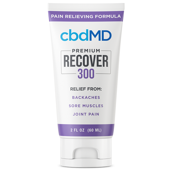 cbdMD Recover - Inflammation Formula - Alter-Native