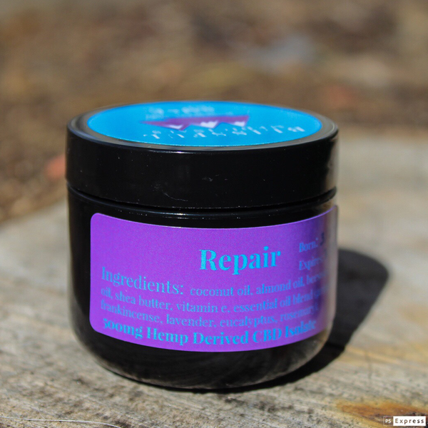Blissful Medicinals Repair Salve - Alter-Native