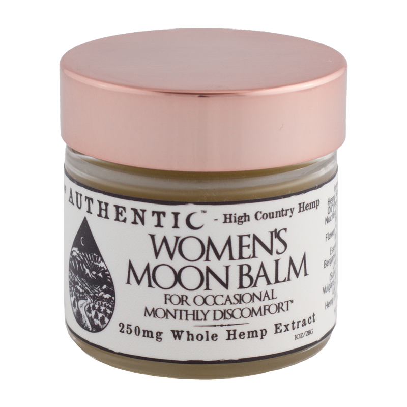 Authentic Women's Moon Balm - Alter-Native
