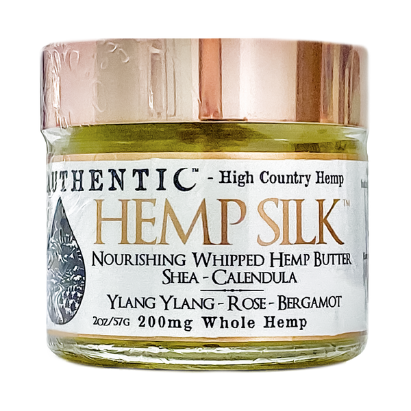 Authentic Hemp Silk Nourishing Whipped Hemp Butter - Alter-Native