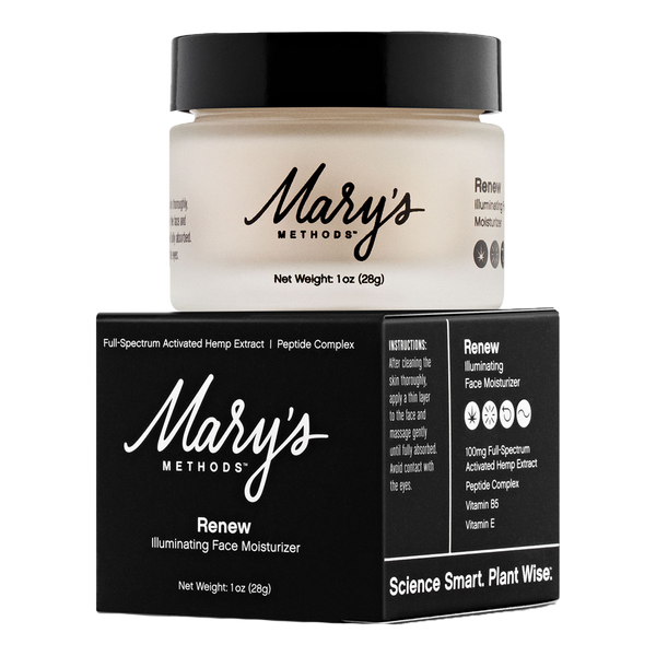 Mary's RENEW Illuminating Face Moisturizer - Alter-Native