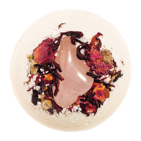 Life Flower Aphrodite Bath Bomb for Intimacy