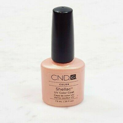 CND SHELLAC ICED CORAL 0.25oz