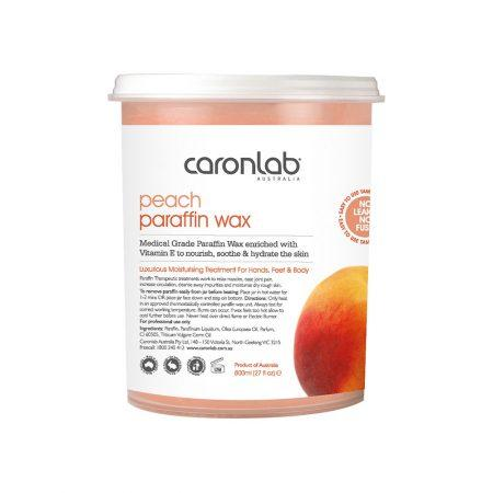 CARONLAB PARAFFIN WAX - PEACH 800g