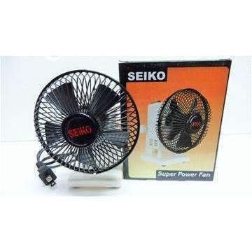 SEIKO SUPER POWER MINI TABLE FAN