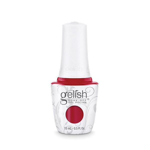 GELISH GEL COLOUR RED ROSES 15mL