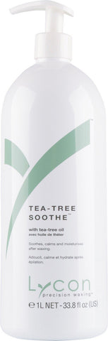 LYCON TEA TREE SOOTHING CREAM 1L