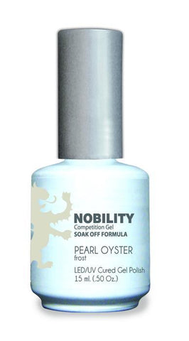 NOBILITY GEL POLISH PEARL OYSTER NBGP26 - 15mL