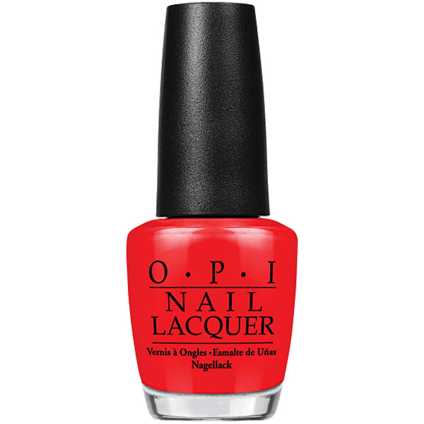 OPI LACQUER N25 BIG APPLE RED 15mL