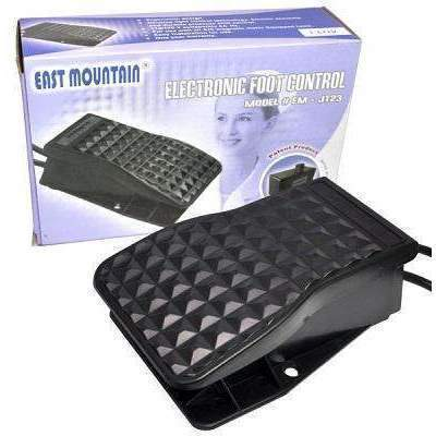 East Mountain Electronic Foot Control – 240V