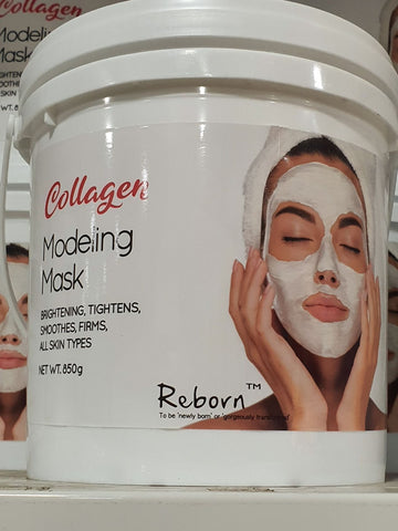 REBORN MODELING MASK COLLAGEN 850g