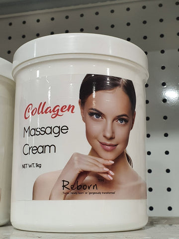 REBORN MASSAGE CREAM COLLAGEN 1kg
