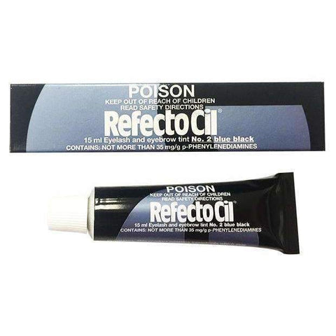 REFECTOCIL 15ml EYELASH AND EYE BROW TIN BLUE BLACK