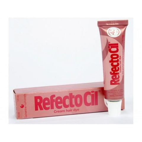 REFECTOCIL 15ml EYELASH AND EYE BROW TIN RED