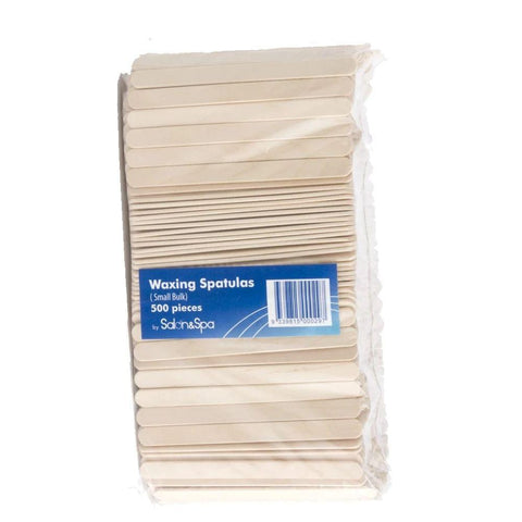 SALON&SPA DISPOSABLE WAXING SPATULAS 500PCS