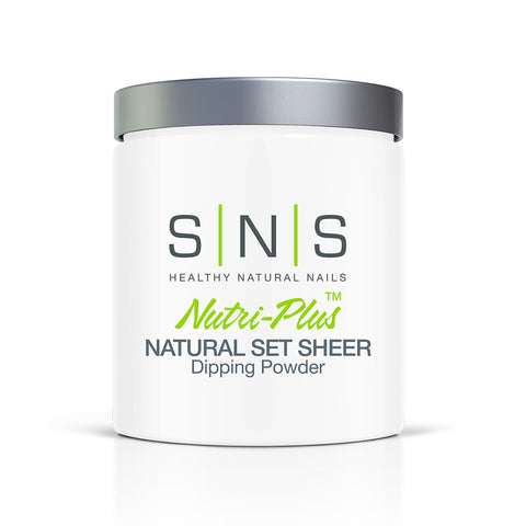 SNS NATURAL SET SHEER 16oz
