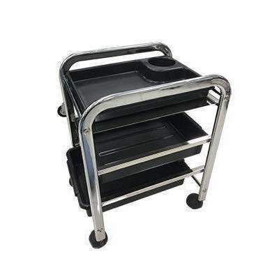SPA TROLLEY BLACK