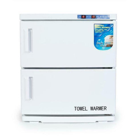 DOUBLE CABINETS TOWEL WARMER 32L