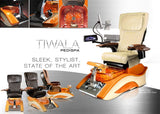 Tiwala Pedicure Chair