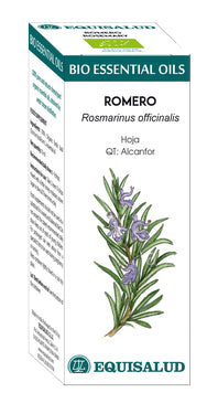 Aceite esencial de Romero Bio Essential Oil 10 ml.