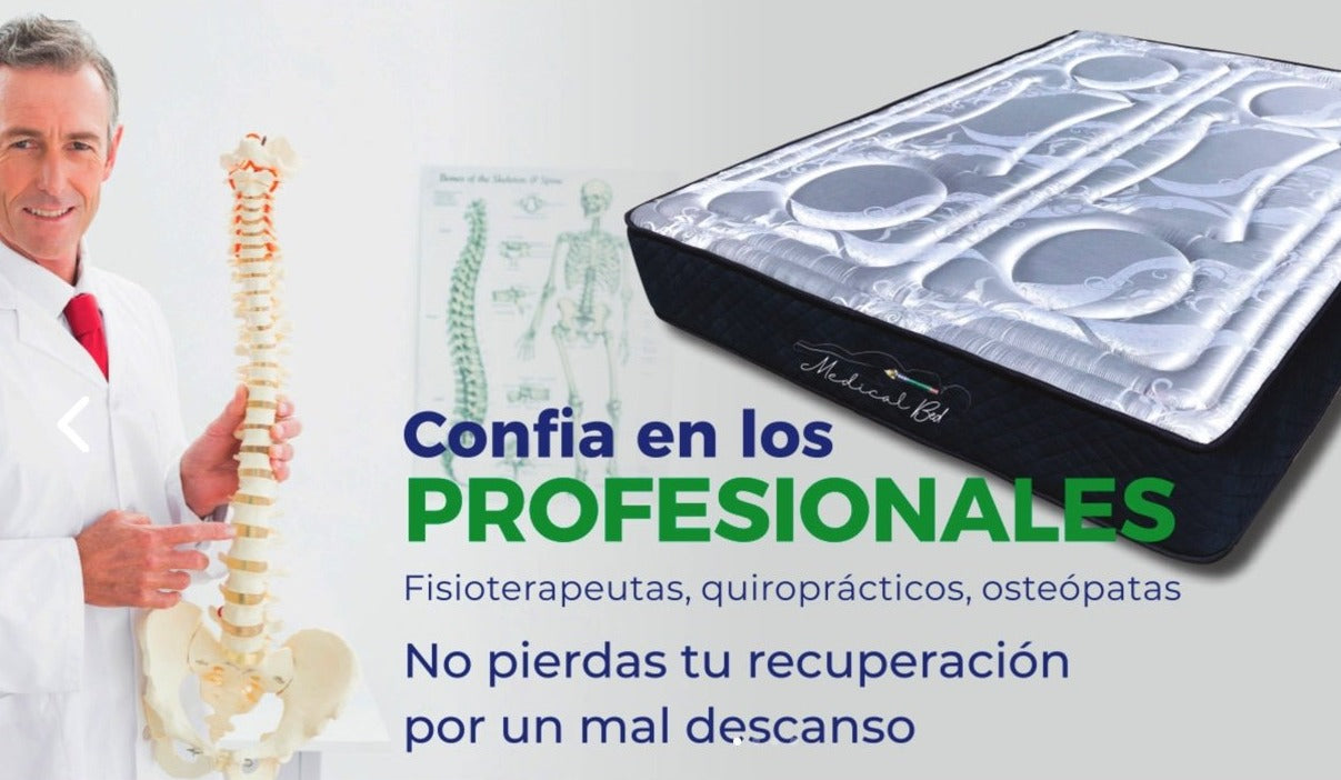 Sistema de descanso Medical Bed