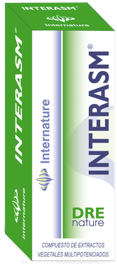 Drenature Interasm 30ml.