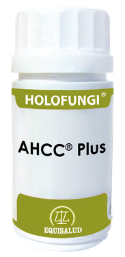 Holofungi AHCC Plus defensas. 50 ó 180 caps.