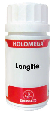 Holomega Longlife. Antiaging 50 ó 180 caps. - Kinesia360 Shop