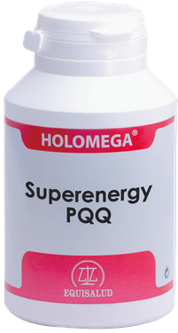 Holomega Superenergy PQQ 50 ó 180 caps. - Kinesia360 Shop