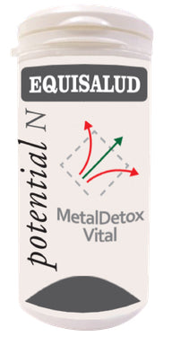 MetalDetoxVital Potential N 90 caps - Kinesia360 Shop