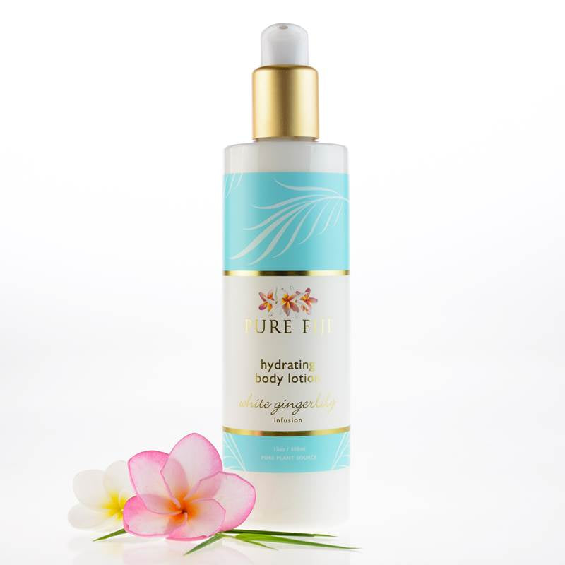 Hydrating Body Lotion - White Gingerlilly