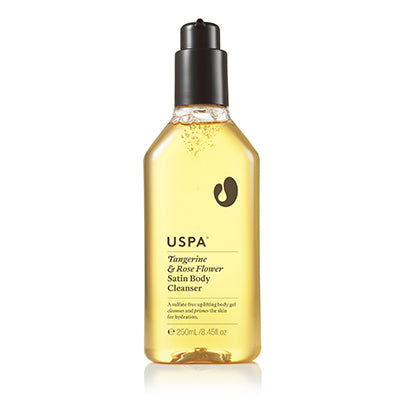 USPA Satin Body Cleanser 250mls