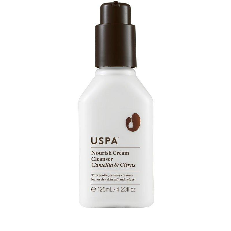 USPA Nourish Cream Cleanser - 125ml