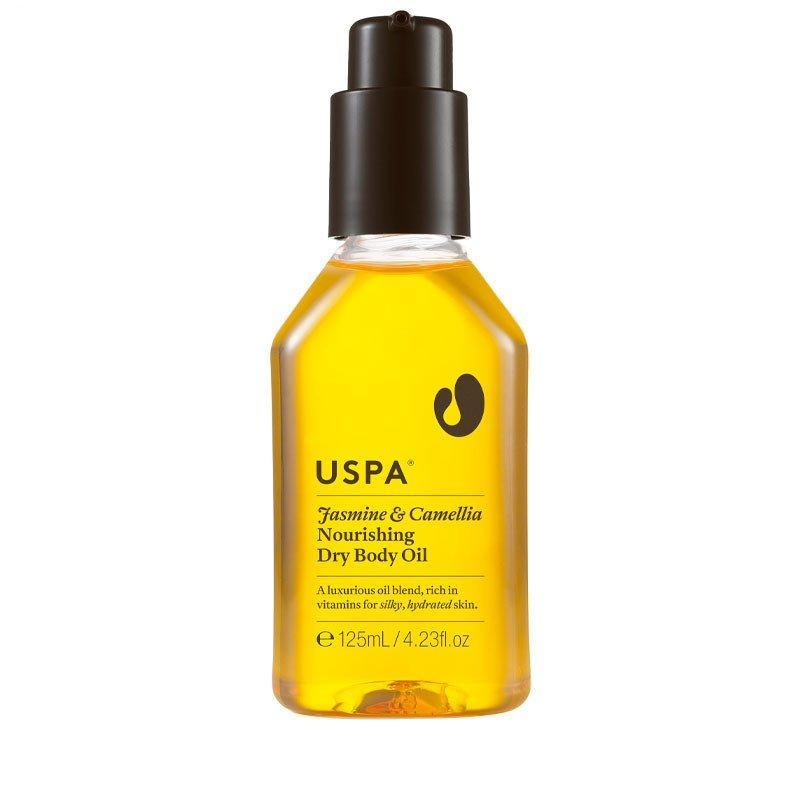 USPA Nourishing Body Oil 125mls