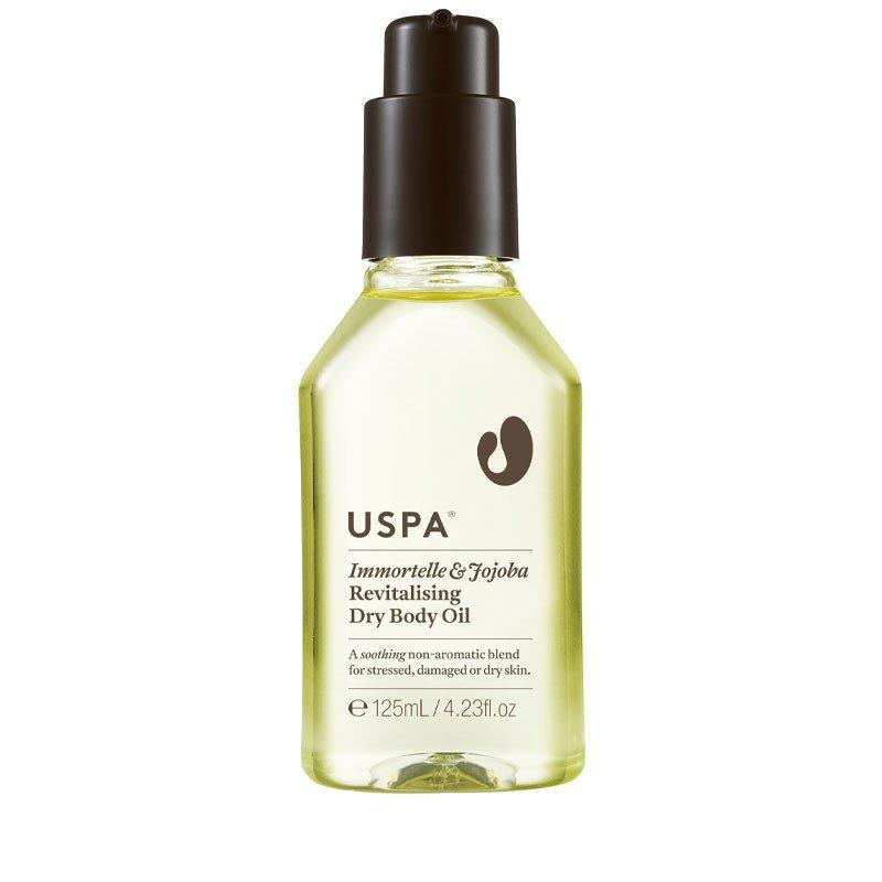 USPA Revitalising Dry Body Oil 125mls