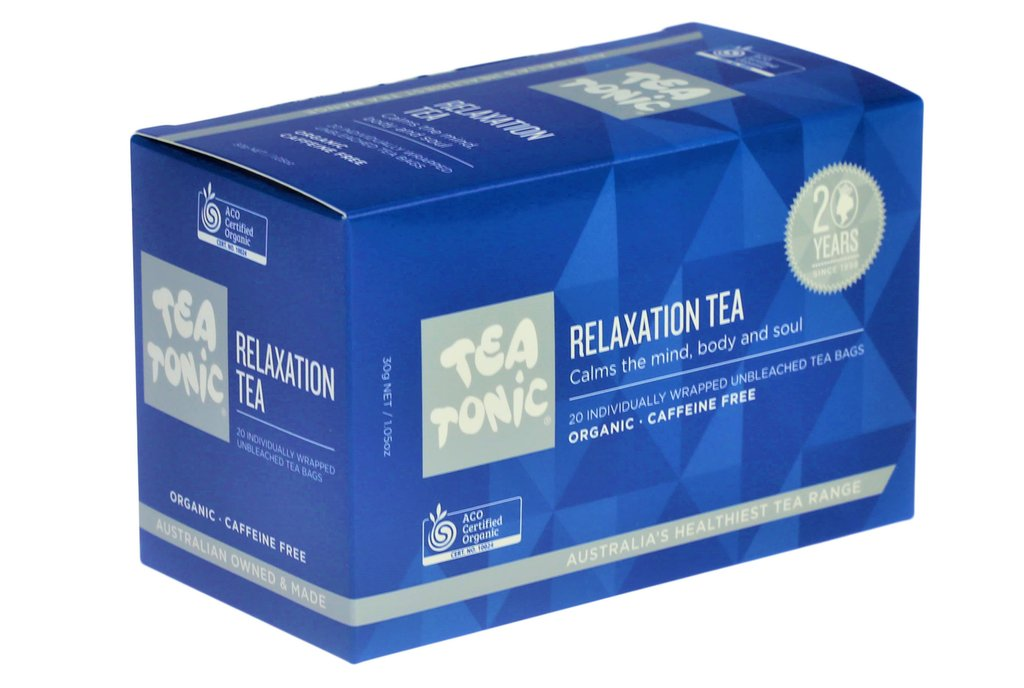 Relaxation Tea