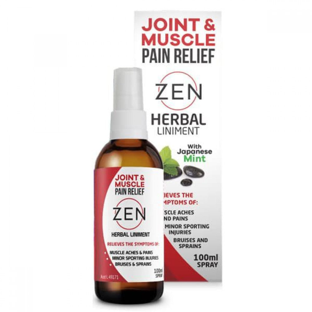 Zen Herbal Liniment