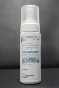 Save Your Face Refresh+ Gentle Foaming Cleanser medical skincare instructions and ingredients