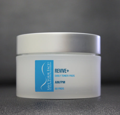 Save Your Face Revive+ Daily Toner Pads medical skincare